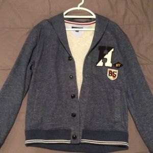 Tommy Hilfiger Men's Cardigan Sweater Size Large